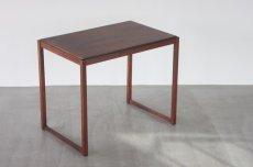 画像1: 北欧ビンテージ家具/ローズウッド/サイドテーブル  (1)