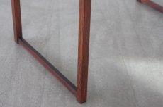 画像4: 北欧ビンテージ家具/ローズウッド/サイドテーブル  (4)