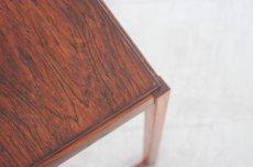 画像5: 北欧ビンテージ家具/ローズウッド/サイドテーブル  (5)