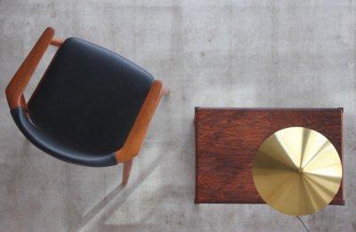 画像1: 北欧ビンテージ家具/ローズウッド/サイドテーブル