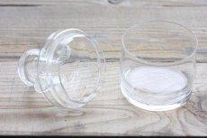 画像3: 北欧ガラス/ BODA /Bertil Vallien/バーティル・ヴァリーン/キャンディポット/クリアNo.2 (3)