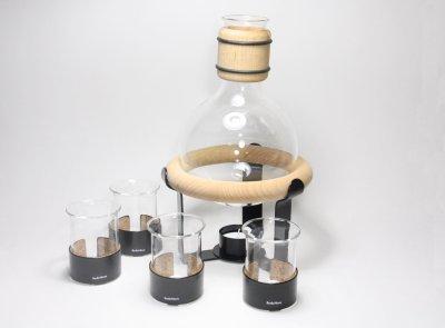 画像1: スウェーデン/BODA NOVA/ボッダノバ/ULF HANSES/ウルフ ハンセス/グロッグ/ホットワイン用耐熱グラス