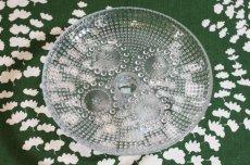 画像3: 北欧ビンテージガラス/Riihimaen Lasi/Grapponia/ナニー・スティル/グラッポニア/ケーキスタンド/クリア (3)