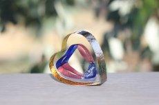 画像5: 北欧ガラス /KOSTA BODA /Bertil Vallien/Mini Sculptures/My Heart/ハート (5)