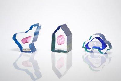 画像2: 北欧ガラス /KOSTA BODA /Bertil Vallien/Mini Sculptures/Pony/ポニー