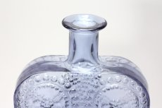 画像2: Riihimaen Lasi/Grapponia/ナニー・スティル/グラッポニアボトル/ライトブルー (2)