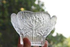 画像4: ビンテージ北欧ガラス/フィンランド/Lasisepat/フェンネル/クリア/花瓶/キャンドルホルダー (4)