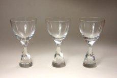 画像3: ビンテージ北欧ガラス/デンマーク/Holmegaard/ホルムガード/Princess/ショットグラス/冷酒グラス (3)