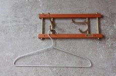 画像2: Skogslunds Metallgjuteri社製/ヴィンテージ真ちゅうウォールハンガー/フック/ 35cm/No.1 (2)