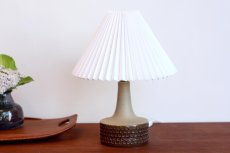 画像2: ビンテージ北欧照明/Soholm/スーホルム/テーブルライト/陶製/No.1 (2)