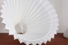 画像8: ビンテージ北欧照明/Kastrup Glas/デンマーク製/ホワイトガラス/テーブルライト (8)