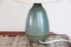 画像5: ビンテージ北欧照明/Falkenberg/テーブルライト/陶製 (5)