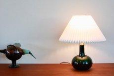 画像1: 北欧ビンテージ照明/Holmegaard/ホルメゴー/ホルムガード/レクリントシェード/テーブルライト (1)