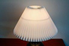 画像7: 北欧ビンテージ照明/Holmegaard/ホルメゴー/ホルムガード/レクリントシェード/テーブルライト (7)