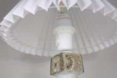 画像5: ビンテージ北欧照明/ロイヤルコペンハーゲン/Fog&Morup/ジャバラシェード/ビンテージテーブルライト (5)