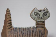 画像3: リサ・ラーソン LILLA ZOO  小さな動物園 ネコ ヴィンテージ  (3)