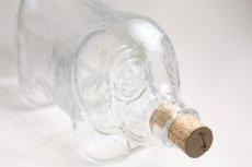 画像6: 北欧ビンテージ/Lisa Larson/リサ・ラーソン/ROYAL KRONAドッグ(ビーグル)/超レア/ガラスボトル (6)