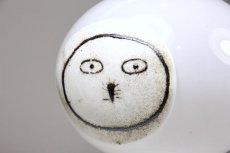 画像2: 北欧アートガラス/ビンテージガラス/Oiva Toikka/オイバ・トイッカ/イッタラ/Birds/バード/Polar Night Owl (2)