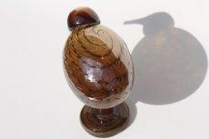 画像5: 北欧アートガラス/ビンテージガラス/Oiva Toikka/オイバ・トイッカ/iittala/イッタラ/Birds/バード/Kultakiwi/Golden kiwi/ゴールデンキウイ (5)