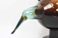 画像3: 北欧アートガラス/ビンテージガラス/Oiva Toikka/オイバ・トイッカ/イッタラ/Birds/バード/Festive catcher/2012/アニバーサリー限定 (3)