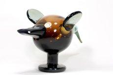 画像5: 北欧アートガラス/ビンテージガラス/Oiva Toikka/オイバ・トイッカ/イッタラ/Birds/バード/Festive catcher/2012/アニバーサリー限定 (5)