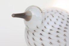 画像2: 北欧アートガラス/ビンテージガラス/Oiva Toikka/オイバトイッカ/イッタラ/Nuutajarvi/ヌータヤルヴィ/Birds/バード/Raquel/Annual Bird 2009 (2)