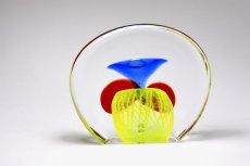 画像5: 北欧アートガラス/ビンテージガラス/Oiva Toikka/オイバ・トイッカ/Lolli/ロリ/Nuutajarvi/ヌータヤルヴィ/2005年 (5)