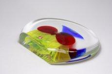 画像3: 北欧アートガラス/ビンテージガラス/Oiva Toikka/オイバ・トイッカ/Lolli/ロリ/Nuutajarvi/ヌータヤルヴィ/2005年 (3)