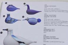画像4: 北欧アートガラス/ビンテージガラス/Oiva Toikka/オイバ・トイッカ/Birds/バード/OIVAN IHMEMAASSA/ブック (4)