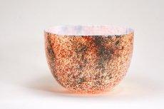 画像4: 北欧アートガラス/ビンテージガラス/Oiva Toikka/オイバ・トイッカ/Nuutajarvi/ヌータヤルヴィ/1987年/アートオブジェクト/Tunturissa bowl823/ツンツリッサ ボウル (4)