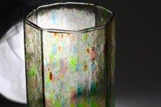 画像7: 北欧アートガラス/ビンテージガラス/Oiva Toikka/オイバ・トイッカ/Nuutajarvi/ヌータヤルヴィ/1977年/アートオブジェクト/TAHITI vase 813/タヒチベース (7)