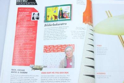 画像1:  スウェーデン RETRO(レトロ)雑誌 2011