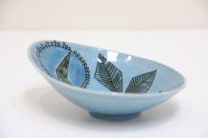 画像3: Rorstrand/ロールストランド/Sylvia Leuchovius/絵皿/ブルー小鳥 (3)