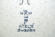 画像7: 北欧ビンテージ/RORSTRAND/ロールストランド/ Inger Persson/インガー・ペーション/小鳥陶板 (7)