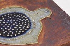 画像5: Rorstrand/ロールストランド/Sylvia Leuchovius /シルヴィア・レイショブス /小鳥陶板 (5)