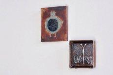 画像7: Rorstrand/ロールストランド/Sylvia Leuchovius /シルヴィア・レイショブス /小鳥陶板 (7)