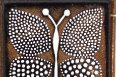 画像2: Rorstrand/ロールストランド/Sylvia Leuchovius/シルヴィア・レイショブス/絵皿壁掛け/蝶/Lサイズ (2)