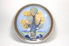画像1: RORSTRAND/ロールストランド/Gosta Millberg/大きな樹/陶板もしくはプレート (1)