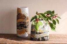 画像6: ロイヤルコペンハーゲン/Royal Copenhagen Bacaバッカ Ellen Malmer エレン マルマー 花瓶 No.2 (6)