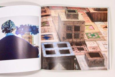 画像2: 北欧ビンテージ/北欧アート/Rut Bryk/ルート・ブリュック/Ashtray/陶板/11cm/オレンジ系