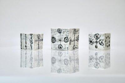 画像2: 北欧ビンテージ/北欧アート/Rut Bryk/ルート・ブリュック/アートオブジェクト/キューブ/No.2