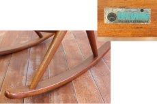 画像5: 北欧ビンテージ家具/ロッキングチェア/Bramin Mobler社製/デンマーク (5)