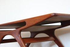 画像3: 北欧ヴィンテージ家具/デンマーク製 ヨハネス・アンダーセン スマイルテーブル  (3)