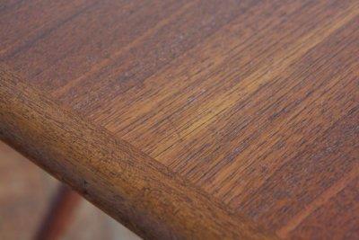 画像2: 北欧ヴィンテージ家具/デンマーク製 ヨハネス・アンダーセン スマイルテーブル