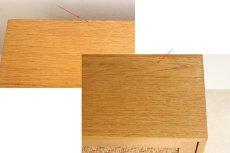 画像5: 北欧ビンテージ家具/デンマーク ウェグナー/オークキャビネット (5)