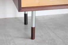 画像7: 北欧ビンテージ家具/デンマーク製/ローズウッドロ−ボード (7)