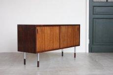 画像3: 北欧ビンテージ家具/デンマーク製/ローズウッドロ−ボード (3)