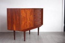 画像9: 北欧ビンテージ家具/デンマーク製/チークサイドボード (9)