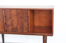 画像9: 北欧ビンテージ家具/デンマーク製/サイドボード/ローズウッド (9)