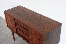 画像7: 北欧ビンテージ家具/デンマーク製/サイドボード/ローズウッド (7)